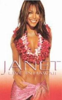 Cover Janet Jackson - Live In Hawaii [DVD]